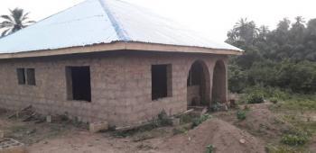Uncompleted Twin 3 Bedroom, Akinsola Area Moniya, Akinyele, Oyo, Flat for Sale