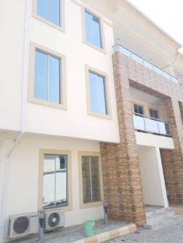 Newly Built4 Bedroom Semi Detached Terrace with Bq, Oniru, Victoria Island (vi), Lagos, Terraced Duplex for Rent