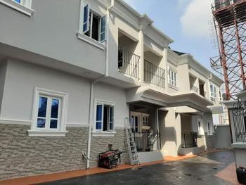 Newly 4bedrm Duplex + Study Room, Ante Room & Bq,, Arowojobe Estate, Mende, Maryland, Lagos, Semi-detached Duplex for Sale