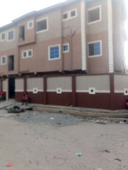 a Brand Newly Built Mini Flat, Off Apapa Road, Ebute Metta West, Yaba, Lagos, Mini Flat for Rent