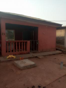 a Bungalow of 2sets of 2bed in a Good Area, Around Aliuko Field Aboru Iyana Ipaja Lagos, Alimosho, Lagos, Detached Bungalow for Sale