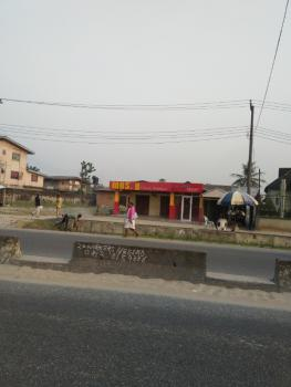 100 X 150 at Busy Enerhen Junction, Warri-sapele Road, Effurun, Uvwie, Delta, Commercial Land for Sale