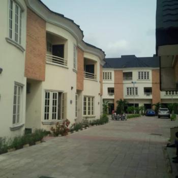 3 Bedroom Terrace Duplex, Lavender Court, Yaba, Lagos, House for Rent