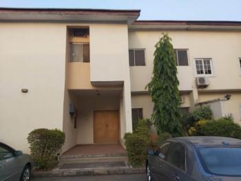 4 Bedroom Terraced Duplex, Banex, Aminu Kano Crescent, Wuse 2, Abuja, Semi-detached Duplex for Sale