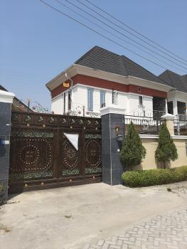 Spacious Clean 4bedroom Duplex Self Compound, Sangotedo, Ajah, Lagos, Detached Duplex for Rent