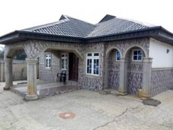 4 Bedroom Flat on a 2plots of Land, House 3, Road 3,harmony Estate, Sonle, Mowo Nla,, Ijede, Lagos, Detached Bungalow for Sale