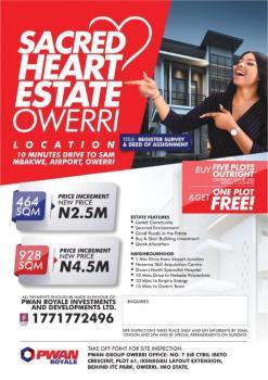 Land, Njaba, Imo, Residential Land for Sale