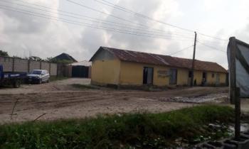 3 Plot Property with Two Buildings, No 1 Chief Ikenna Orji Afre Bank Road Aiyeteju, Onosa, Ibeju Lekki, Lagos, Block of Flats for Sale