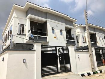 Brand New 4 Bedroooms, Lekki County, Ikota Villa Estate, Lekki, Lagos, Semi-detached Duplex for Sale