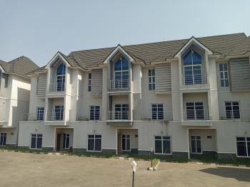a Solidly Finished Mini Estate Facility of 8 Units, Off The Popular Turkish Hospital, Karmo, Abuja, Terraced Duplex for Sale