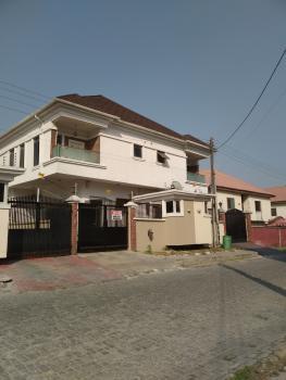4bedroom Semi Detached Duplex, Canal West Estate, Osapa, Lekki, Lagos, Semi-detached Duplex for Rent