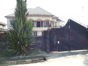 Elaborate 6 Bedroom Duplex, Enerhen Road, Warri, Delta, House for Sale