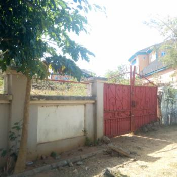 Fenced Land Measuring 2697sqm with C of O, Maitama District, Abuja, Residential Land for Sale