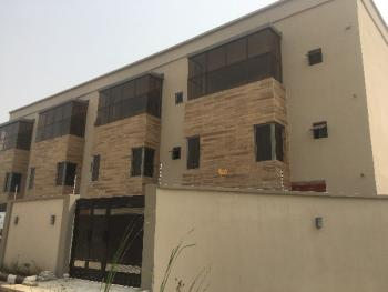 24 Hrs Power  4 Bedroom Terrace Duplex with a Bq, Lekki County, Ikota Villa Estate, Lekki, Lagos, Terraced Duplex for Rent