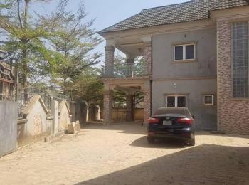 4 Bedroom Fully Detached Duplex with 1 Room Bq, Life Camp, Gwarinpa, Abuja, Detached Duplex for Sale