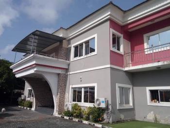 Massive 6 Bedroom Fully Detached House with 2 Rooms Bq, Vgc, Lekki, Lagos, Detached Duplex for Sale