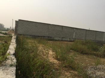 Registered 992 Sqm Land Partially Fenced, Ntda on Block 55, Lekki Phase 2, Lekki, Lagos, Mixed-use Land for Sale