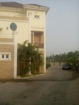 a Tastefully Finished Serviced 4 Bedroom Terrace Duplex, Katampe Extension, Katampe, Abuja, Terraced Duplex for Rent