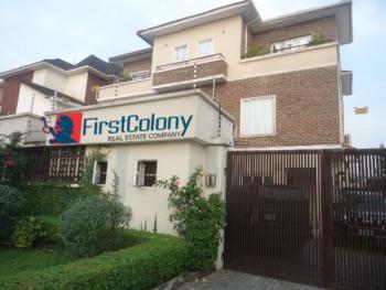 Elegant Upscale 5 Bedroom Semi-detached Duplex, Off Bisola Durosinmi-etti Street, Lekki Phase 1, Lekki, Lagos, Semi-detached Duplex for Sale