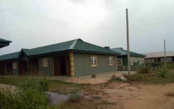 Three Bedrooms Terrace Bungalow, Km 46, Ogun, Terraced Bungalow for Sale