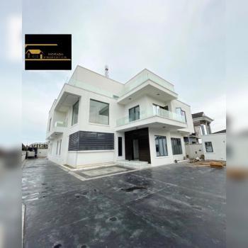 5 Bedroom Fully Detached Mansion, Osapa, Lekki, Lagos, Detached Duplex for Sale