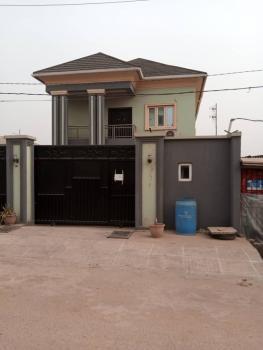 Executive 5 Bedroom Duplex, Ogba, Ikeja, Lagos, Semi-detached Duplex for Rent