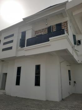 Spacious 5bedroom Duplex with Bq Fully Detached, Chevron Drive Lekki Lagos, Chevy View Estate, Lekki, Lagos, Detached Duplex for Sale