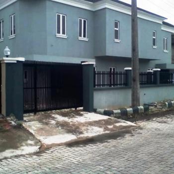 5 Bedroom Semi-detached Duplex with Bq, No. 11, Pacific Drive, Diamond Estate, Sangotedo, Ajah, Lagos, House for Sale