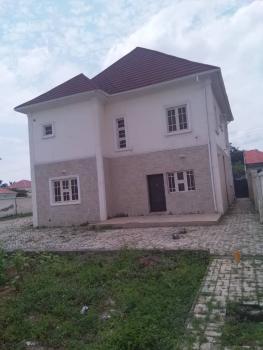 4 Bedroom Duplex, Cbn Estate, Close Proximity to Games Village, Lokogoma District, Abuja, Detached Duplex for Sale