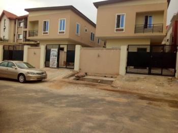 4 Bedroom Detached Duplex with Bq, Allen, Ikeja, Lagos, Detached Duplex for Sale
