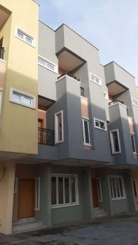 7 Units of Serviced 5 Bedroom Terraced Duplexes, Akora Villa Estate, Adeniyi Jones, Ikeja, Lagos, Terraced Duplex for Rent