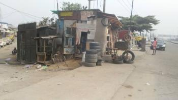 a Demolishable Building on a 2plots of Land, Ijesha, Lagos, Commercial Land for Sale