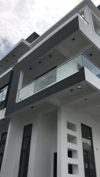 New Luxury 5 Bedroom Mansion with Cinema Room, Residential Area, Banana Island, Ikoyi, Lagos, Detached Duplex for Sale