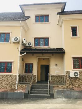 Luxury 4bedroom Terraced Duplex with a Room Bq, Katampe Extension, Katampe, Abuja, Terraced Duplex for Rent