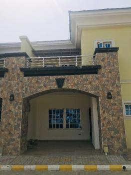 Exquisite 4bedroom Terraced Duplex with a Room Bq, Katampe Extension, Katampe, Abuja, Terraced Duplex for Sale