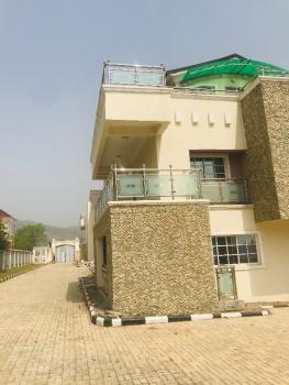 Exquisite 5bedroom Tasteful Terraced Duplex, Katampe Extension, Katampe, Abuja, Terraced Duplex for Rent