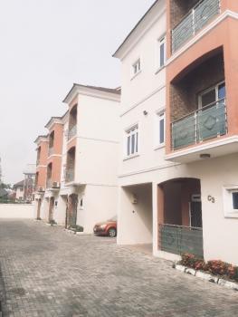 Spacious 4bedroom  Duplex with Bq, Agungi, Lekki, Lagos, House for Rent