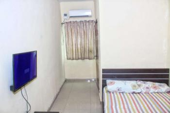 Furnished Studio Apartment (daily), 65 Ajiran Agungi, Agungi, Lekki, Lagos, Self Contained (single Rooms) Short Let