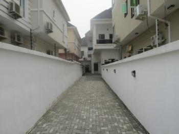 5 Bedroom Semi Detached House with Bq, Osapa, Lekki, Lagos, Semi-detached Duplex for Rent