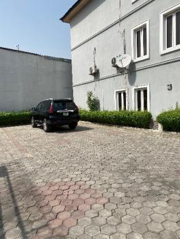 Good 4 Bedroom Terraced with Room Bq, Agungi Road, Agungi, Lekki, Lagos, Terraced Duplex for Rent