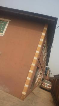 Clean Well Finished 8units 2bedroom Flats, Off Ewedogbon Bus-stop Lasu Igando Rd Igando Lagos, Iba, Ojo, Lagos, Block of Flats for Sale