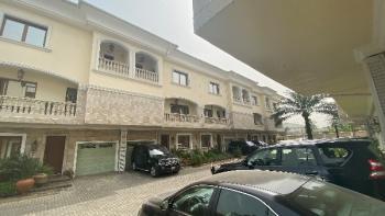 Luxury 4 Bedroom Terraced Duplex, Off Queens Drive, Old Ikoyi, Ikoyi, Lagos, Terraced Duplex for Rent