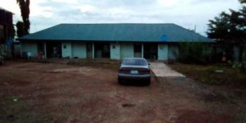 Four Unit 2 Bedroom Flat Sitting on 1200sqm, Police Sign Board, Lugbe District, Abuja, Terraced Bungalow for Sale