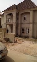 70% Completed Fully Detached Duplex Of 4 Bedroom , Karsana, Abuja, 4 Bedroom Detached Duplex For Sale