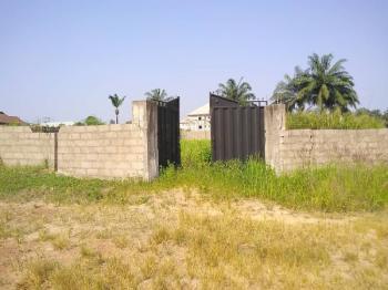 a Plot of Fence Land Measuring Approximately 700sq, New Abakaili Layout/sunrise Estate, Emene, Enugu, Enugu, Residential Land for Sale