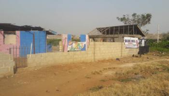 a Property on Approx. 670 Sqm Partly Fenced, Okeeletu, Ijede, Erunwen, Ikorodu, Lagos, Detached Bungalow for Sale