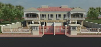 Luxury 4 Bedroom Duplex, Apo, Apo, Abuja, Semi-detached Duplex for Sale