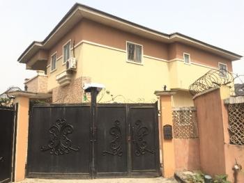4 Bedroom Fully Detached Duplex with Bq, New Road, Lekki, Lagos, Detached Duplex for Rent