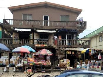 a 2 Storey Building with Shops, Agege, Lagos, Plaza / Complex / Mall for Sale