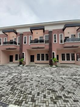 a Luxury 4 Bedroom Terraced Duplex in an Estate, Chevron Alternative Route, Lekki Phase 2, Lekki, Lagos, Terraced Duplex for Rent